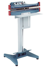 "Foot Sealer - 12"" Double Impulse Foot Sealer, 5mm seal"