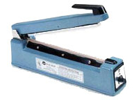 "Impulse Sealer - 16"" Hand Impulse Sealer, 2mm Seal"
