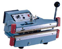 "Impulse Sealer - 12"" Double Hand Impulse Sealer, 5mm"