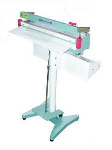 "Foot Sealer - 18"" Foot Sealer with Cutter, 2mm Seal"